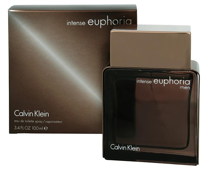 Calvin Klein Euphoria Men Intense - EDT - SLEVA - poškozená krabička