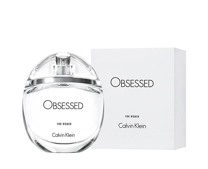 Calvin Klein Obsessed For Women - EDP - SLEVA - bez celofánu, chybí cca 1 ml