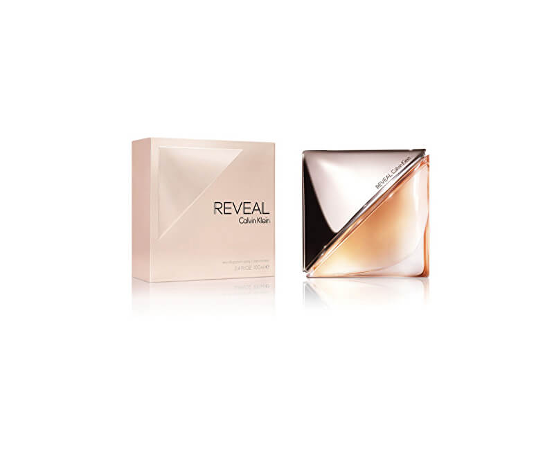 Calvin Klein Reveal - EDP - SLEVA - poškozená krabička