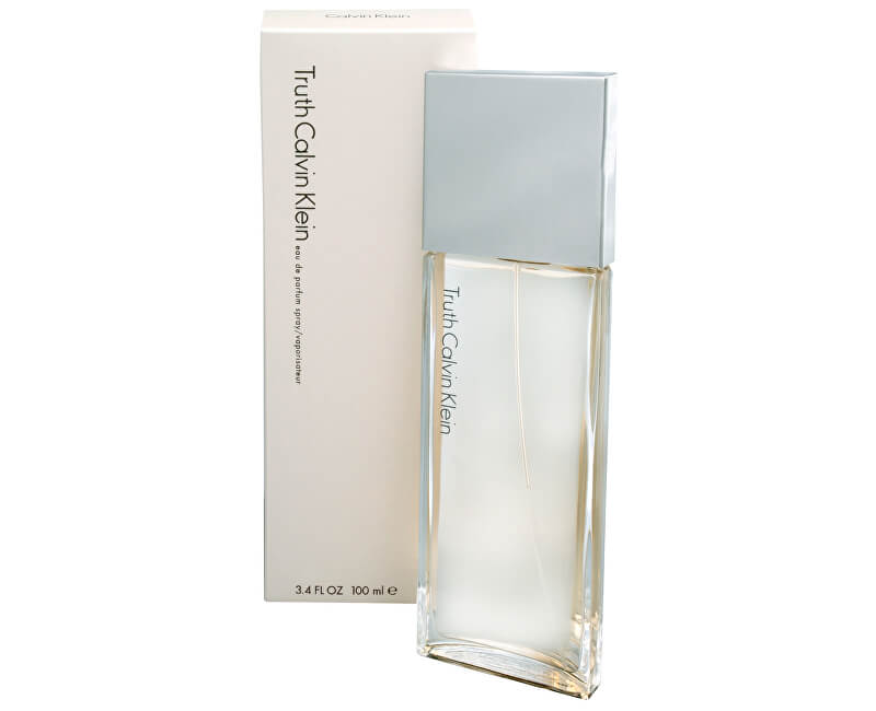 Calvin Klein Truth - EDP - SLEVA - bez celofánu, chybí cca 1 ml