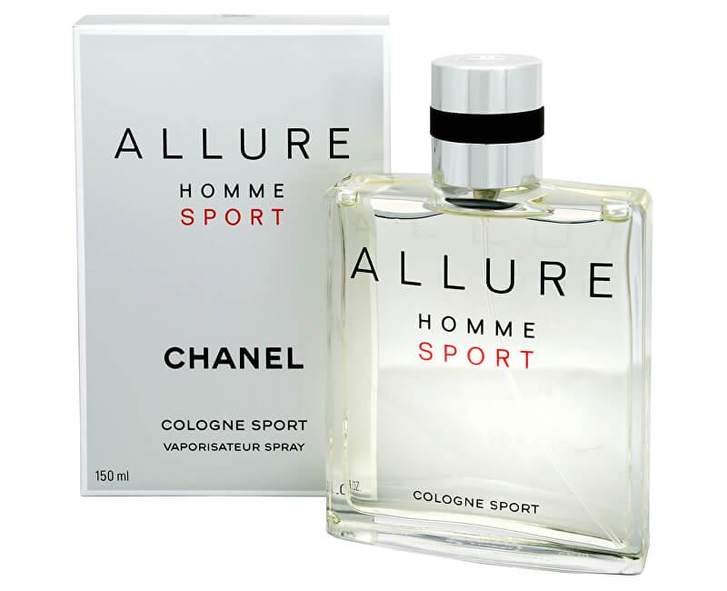 Chanel Allure Homme Sport - EDC - SLEVA - bez celofánu