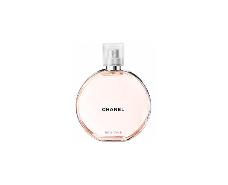 Chanel Chance Eau Vive - EDT - SLEVA - bez krabičky, cca 1 ml chybí