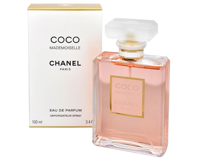 Chanel Coco Mademoiselle - EDP - SLEVA - bez celofánu, chybí cca 1 ml