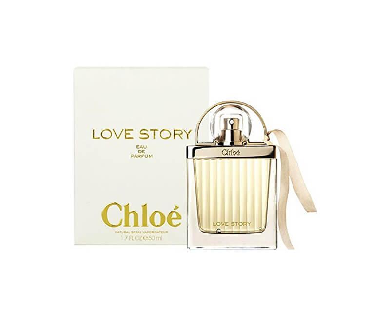 Chloé Love Story - EDP - SLEVA - bez celofánu