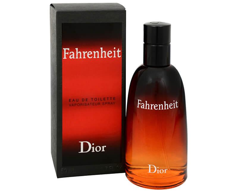 Dior Fahrenheit - EDT - SLEVA - pomačkaná krabička