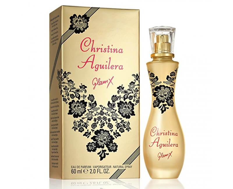 Christina Aguilera Glam X - EDP - SLEVA - bez celofánu