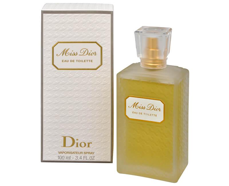 Dior Miss Dior Originale - EDT - SLEVA - krabička bez celofánu