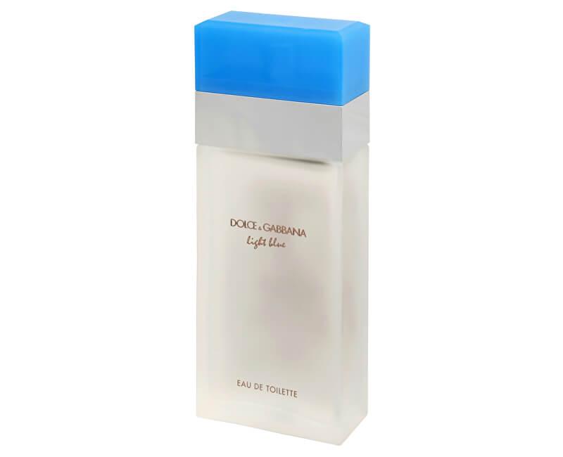 Dolce & Gabbana Light Blue - EDT TESTER - SLEVA - poškozená krabička