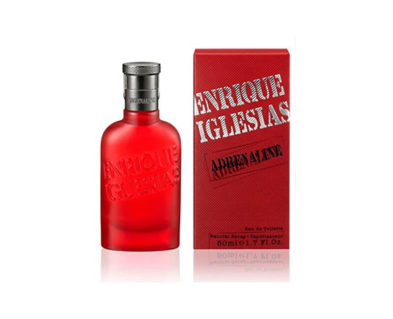 Enrique Iglesias Adrenaline - EDT - SLEVA - poškozená krabička