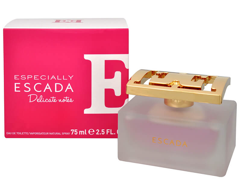 Escada Especially Delicate Notes - EDT - SLEVA - bez celofánu