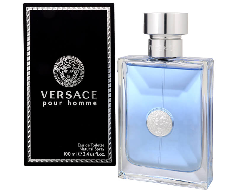 Versace Pour Homme - EDT - SLEVA - bez krabičky, chybí cca 1 ml