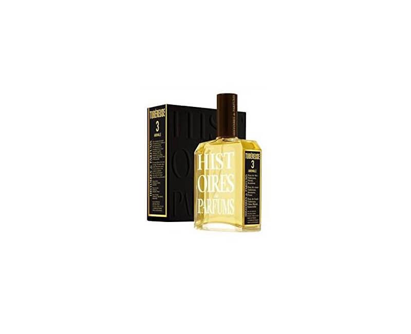 Histoires De Parfums Tubereuse 3 Animale - EDP - SLEVA - bez celofánu, chybí cca 1 ml
