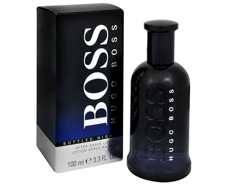 Hugo Boss Boss No. 6 Bottled Night - voda po holení - SLEVA - bez celofánu