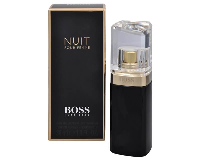 Hugo Boss Boss Nuit Pour Femme - EDP - SLEVA - bez celofánu
