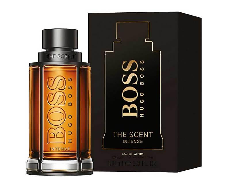 Hugo Boss Boss The Scent For Him Intense - EDP - SLEVA - poškozený celofán