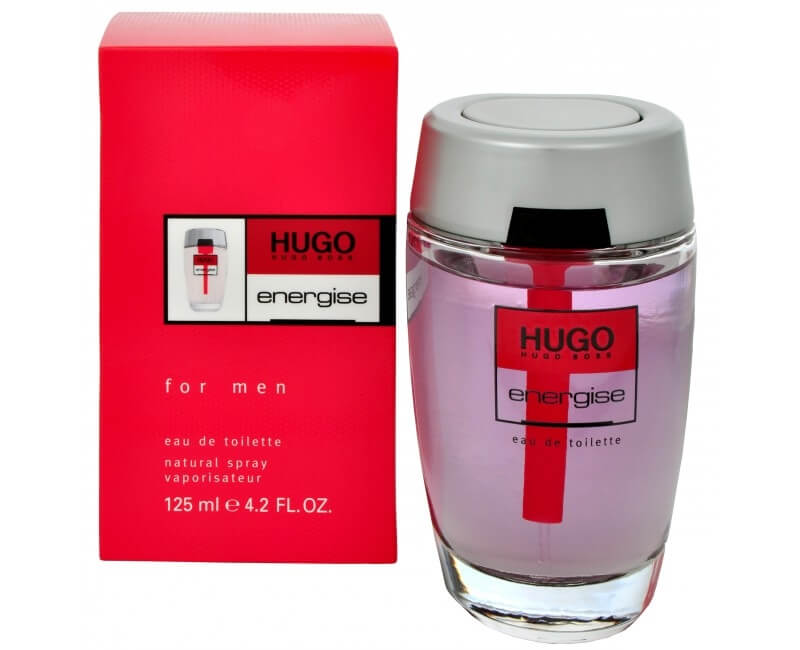 Hugo Boss Energise - EDT - ZĽAVA - Bez celofánu - chýba cca 2ml