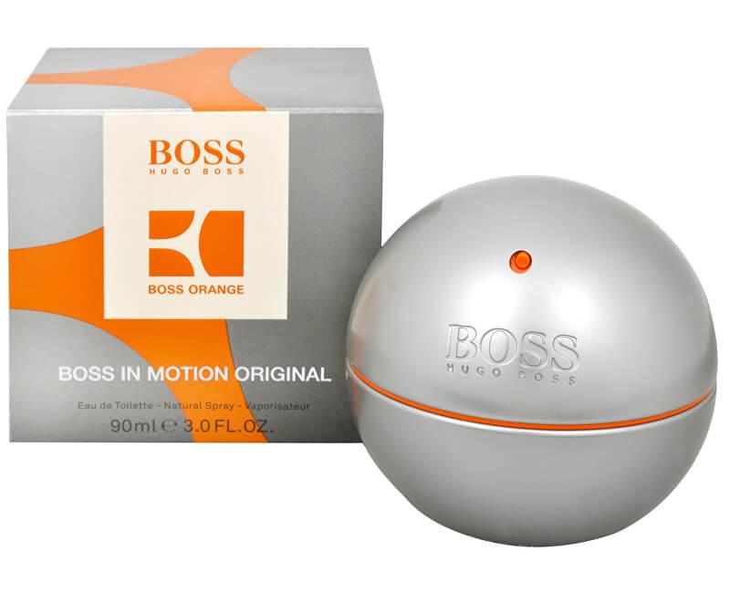 Hugo Boss In Motion - EDT - SLEVA - pomačkaná krabička