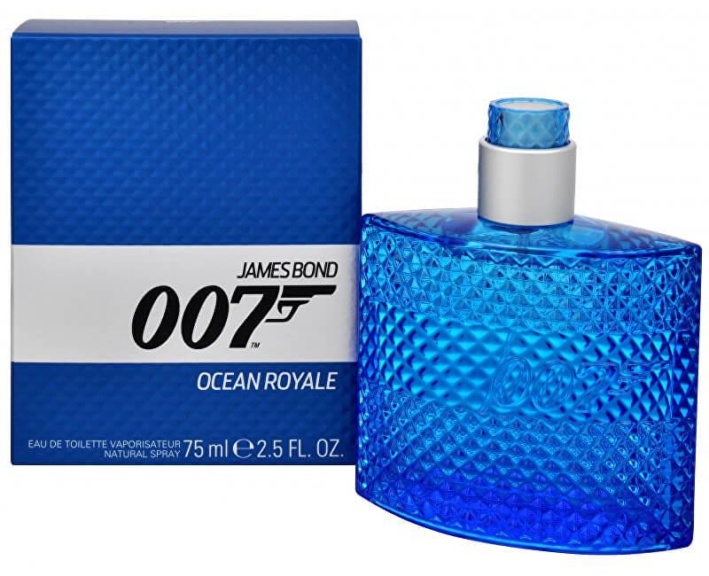 James Bond James Bond 007 Ocean Royale - EDT - SLEVA - bez celofánu
