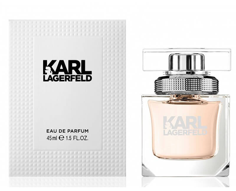 Karl Lagerfeld Karl Lagerfeld For Her - EDP - SLEVA - bez celofánu