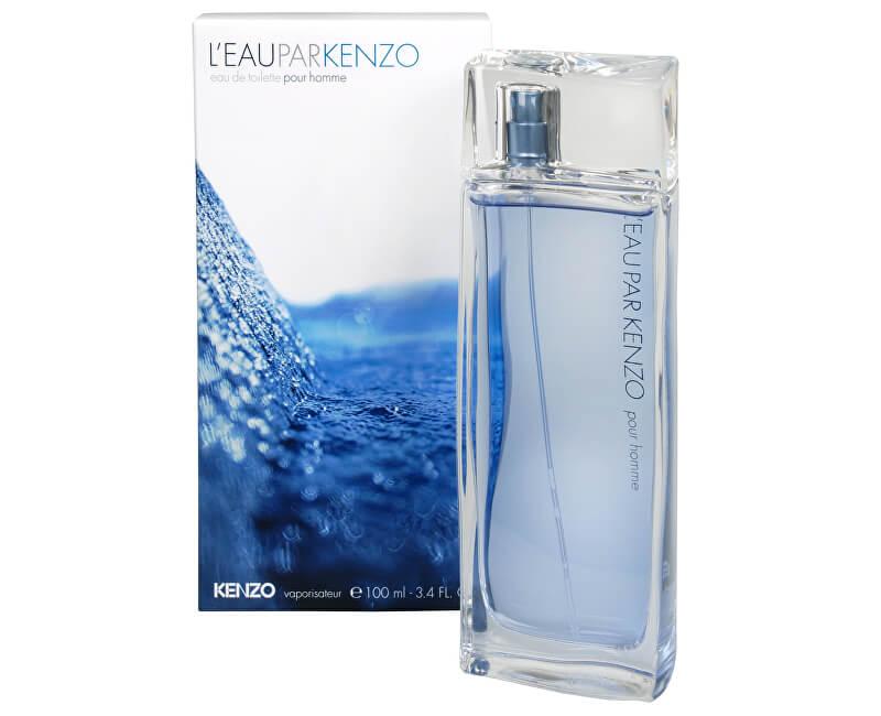 Kenzo L´Eau Par Kenzo Pour Homme - EDT - SLEVA - bez celofánu, chybí cca 2ml
