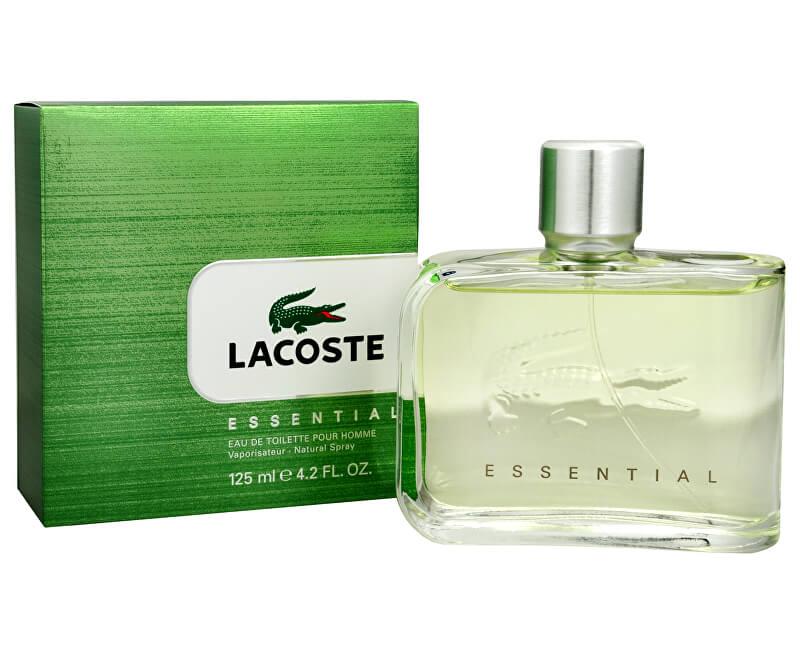 Lacoste Essential - EDT - ZĽAVA - pokrčená krabička