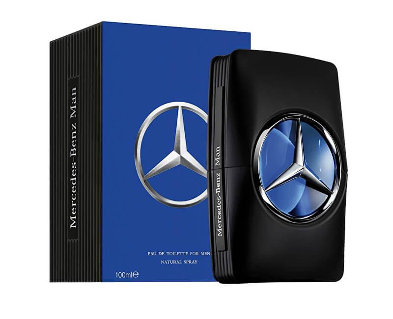 Mercedes-Benz Mercedes-Benz Man - EDT - SLEVA - pomačkaná krabička
