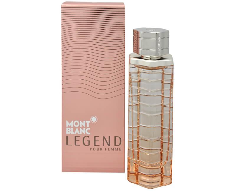Mont Blanc Legend Pour Femme - EDP - SLEVA - pomačkaná krabička