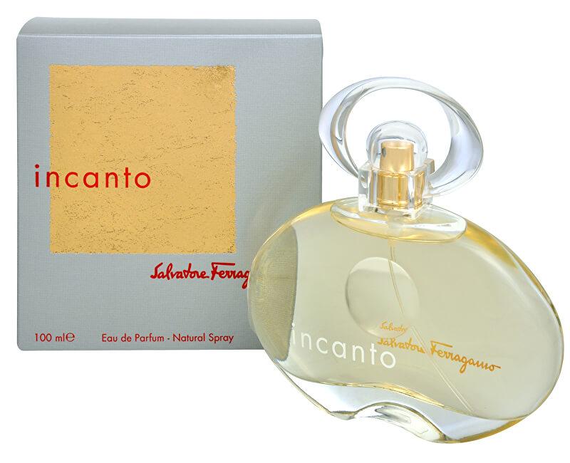 Salvatore Ferragamo Incanto - EDP - SLEVA - bez celofánu, chybí cca 1 ml