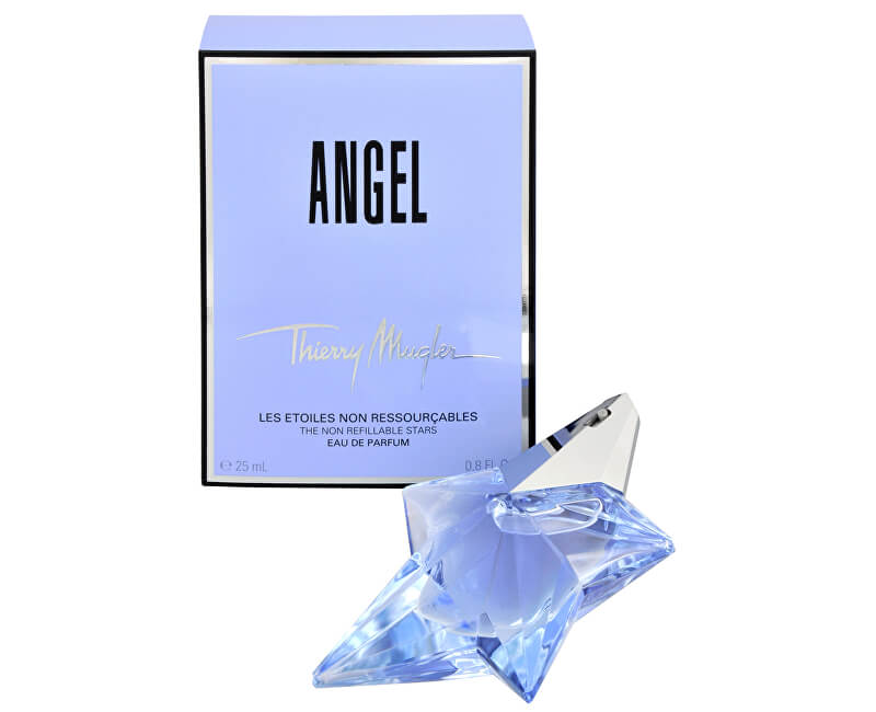 Thierry Mugler Angel - EDP (neplnitelná) - SLEVA - bez celofánu, chybí cca 2 ml