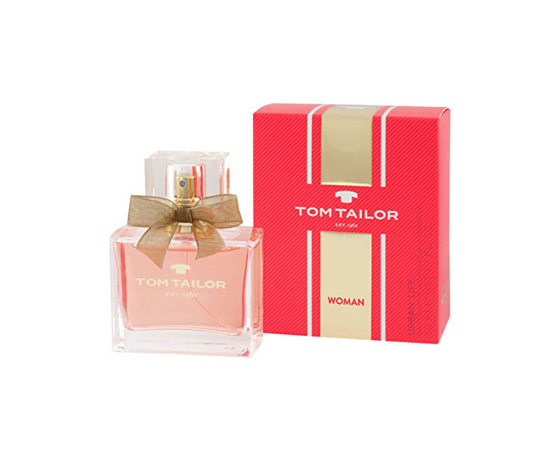 Tom Tailor Urban Life Woman - EDT - SLEVA - bez celofánu, pomačkaná krabička