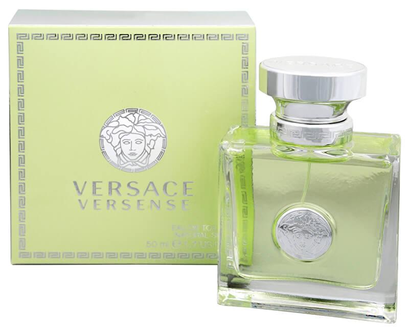 Versace Versense - EDT - SLEVA - pomačkaná krabička