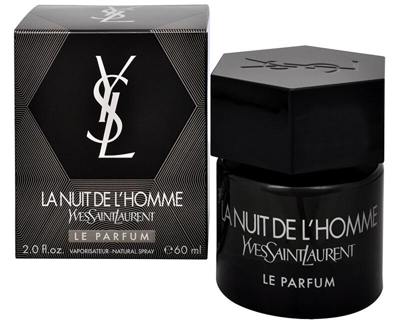 Yves Saint Laurent La Nuit De L` Homme Le Parfum - EDP