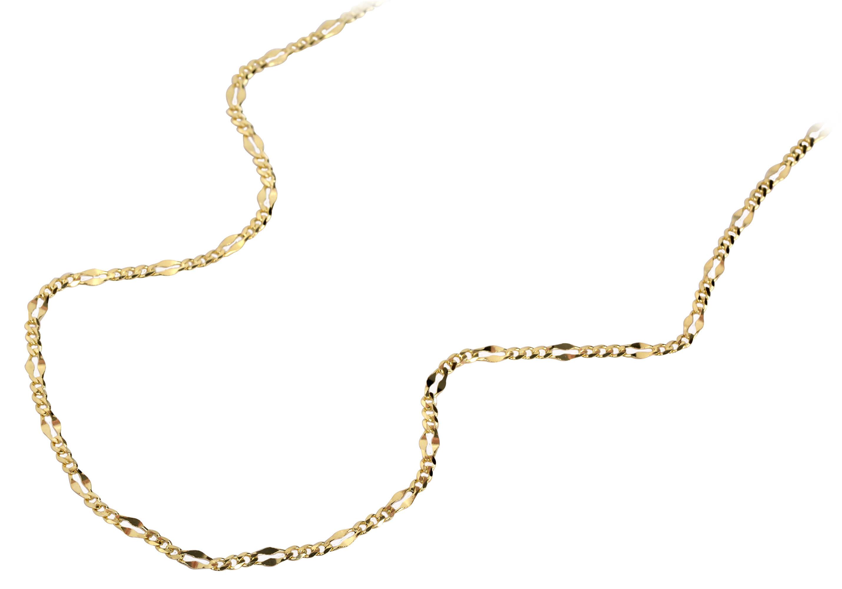 b119921e9 Brilio Originální zlatý řetízek 42 cm 271 115 00263 - 2,60 g Doprava ...