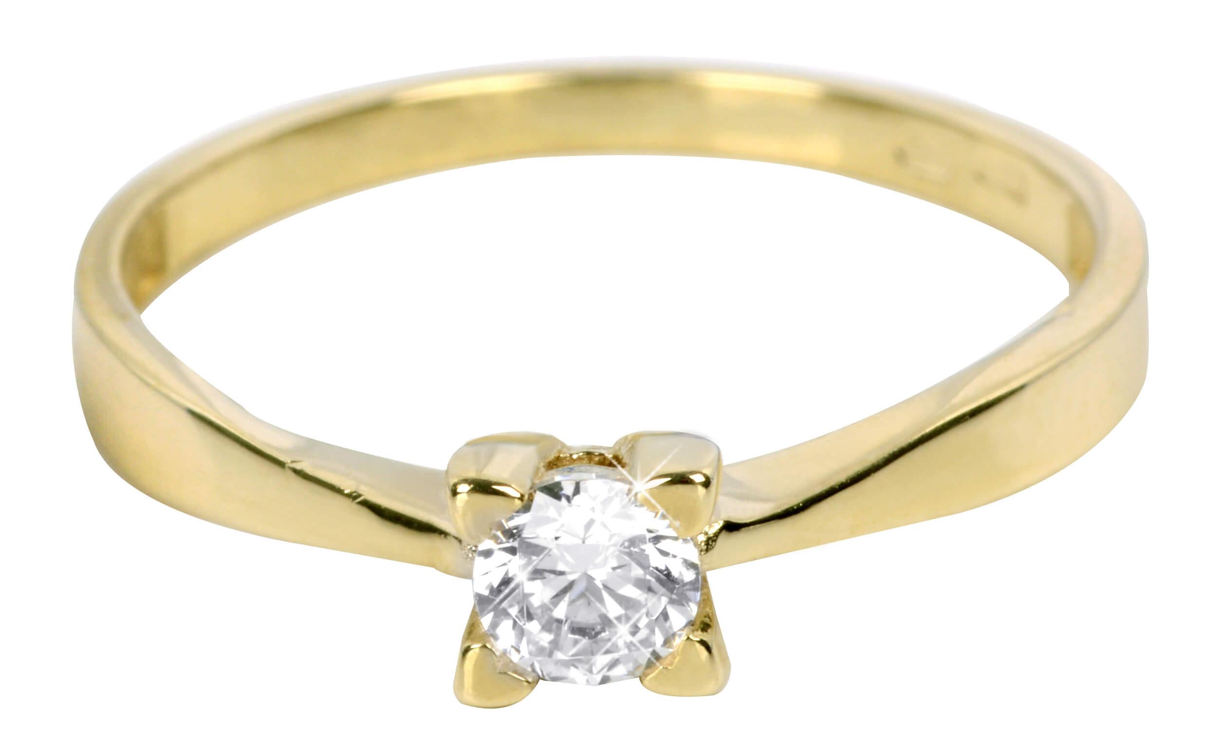 9d2dcd563 Brilio Zásnubný prsteň 226 001 01014 Doprava ZDARMA   Vivantis.sk