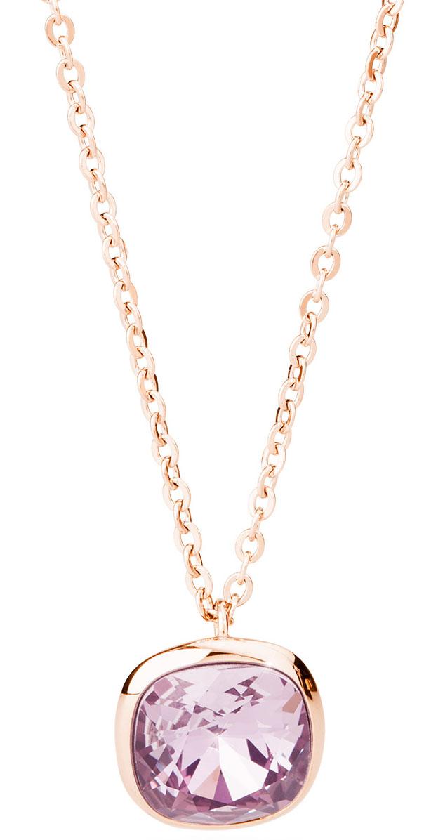 b559470ae Brosway Ocelový náhrdelník s krystalem Swarovski N-Tring BTN42 ...