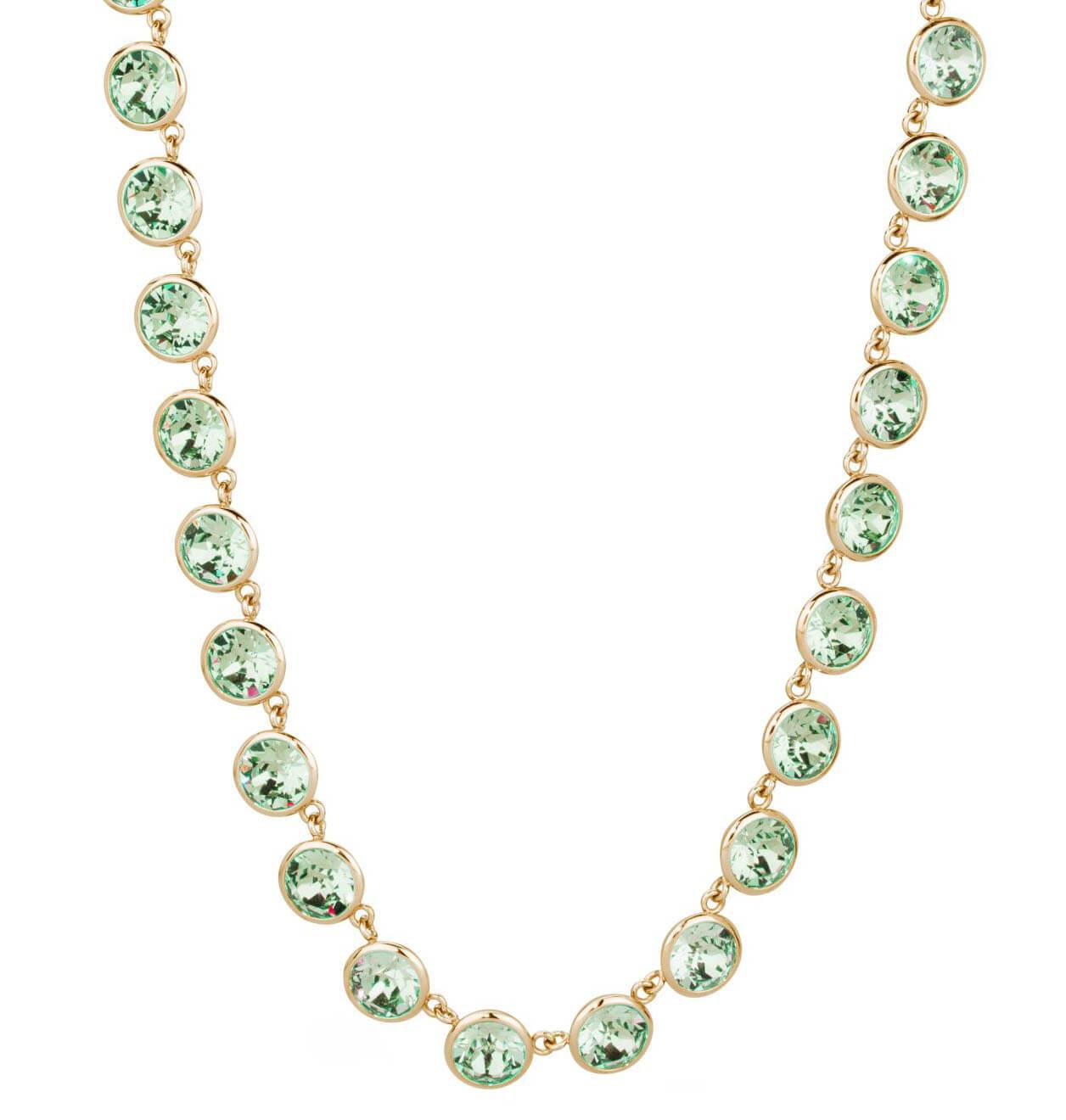 c13bd4c21 Brosway Ocelový náhrdelník s krystaly Swarovski N-Tring BTN36 ...