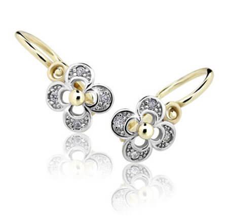 9849807fb Cutie Jewellery Dětské náušnice C2200-10 Doprava ZDARMA | Vivantis ...