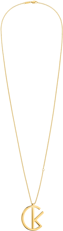 Calvin Klein Luxusný pozlátený náhrdelník League KJ6DJP100200 ... e52f7b9f883