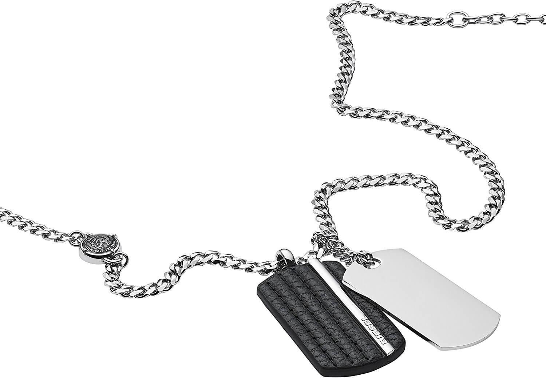 Diesel Pánský náhrdelník z oceli DX1040040 Doprava ZDARMA  9721461100