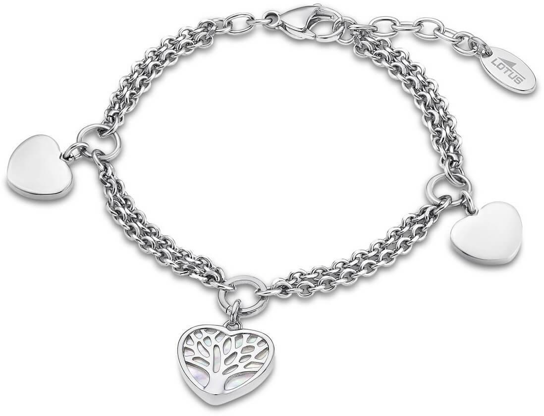 Lotus Style Stylový náramek Strom života LS2022-2 1  0b98f4af99