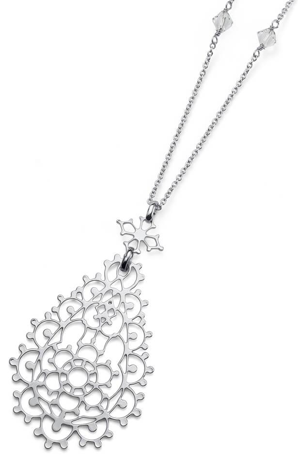9abbdf87a02 Oliver Weber Romantický náhrdelník Shade 11632R Doprava ...