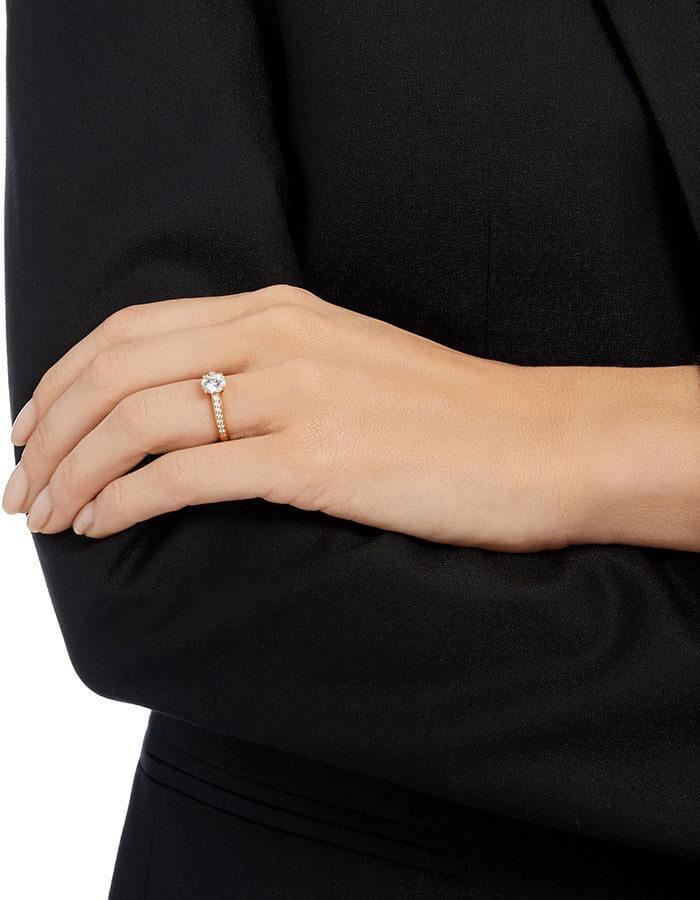 3062c9651 Swarovski Bronzový třpytivý prsten ATTRACT 51842/5149218 Doprava ...