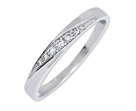 Brilio Pekný prsteň s kryštálmi 229 001 00602 07 623202883dc