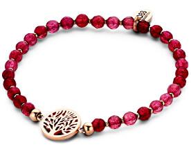 Jadeit Bracelet Tree of Life 865-180-090228-0000