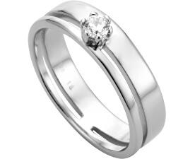 Strieborný prsteň Lure ESSE003511