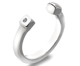 Stříbrný prsten Hot Diamonds Lucky DR165