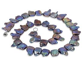 Náhrdelník z extravagantních pravých perel JL0139
