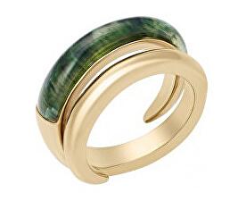 Inel placat cu aur MKJ5933710