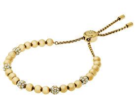Korálkový zlatý náramek MKJ5218710