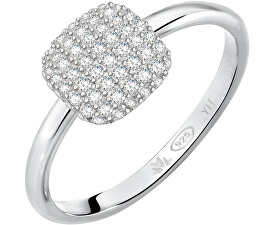 Stříbrný prsten Gemma SAKK900